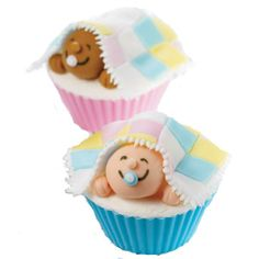 Little Peepers Cupcakes. Baby Shower cupcakes. Jadabugs Baby Boutique. #baby #babyshower #cupcakes