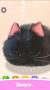 Fluffy Sushi Live Wallpaper: miniatura de captura de pantalla