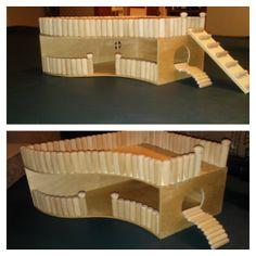Project IKEA - Platform/Level - Page 26 - Hamster Central, Gerbils, Mice. Habitat Du Hamster, Hamster Diy Cage, Diy Hamster Toys, Gerbil Toys, Gerbil Cages, Hamster Life, Rat Toys, Syrian Hamster, Chinchillas