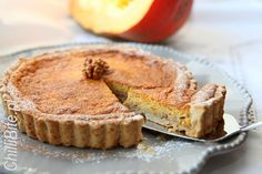 ChilliBite: Wyśmienita tarta dyniowa - pumpkin pie