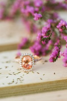 Engagement Rings 2017/ 2018   25 Colored Engagement Rings to Covet