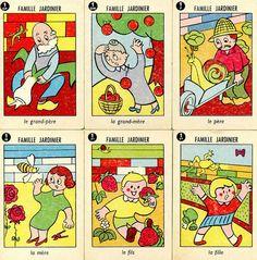 Cartes familes