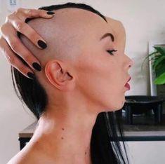 1652 Besten Crazy Bilder Auf Pinterest In 2019 Short Hair Cuts