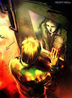 James Sunderland, Silent Hill 2