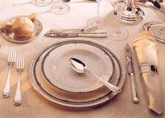 El Aristócrata: La preparación de la mesa