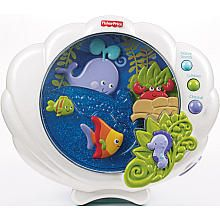 """Fisher-Price Ocean Wonders Deep Blue Sea Soother - Fisher-Price - Babies """"R"""" Us  Eleana had a version of this and she loved it so much.  Gotta get one for baby number 2. :D"""