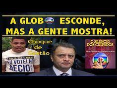 A Globo Esconde , Mais a Gente Mostra! baixe o video e divulguehttps://www.youtube.com/watch?v=V5FSz7AvDWM