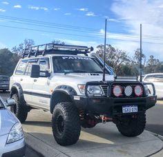 Nissan Patrol Y61, Patrol Gr, Car Painting, Zoom Zoom, Land Cruiser, Rigs, Offroad, Dream Cars, Cars