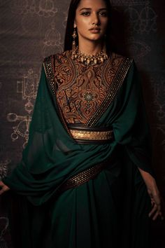 Riches for Rags (sunborn-sundered-sound:   by Tarun Tahiliani)