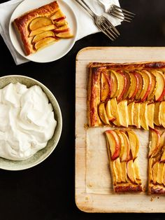 3-Ingredient Caramel Apple Tart Recipe | Epicurious