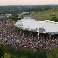 Pine Knob. Now known as DTE Music Center and owned/operated by The Palace at Auburn Hills.