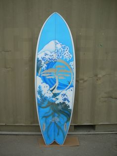 Painted surfboards, part of an installation in McGee's survey at the Berkeley Art Museum. Description from pinterest.com. I searched for this on bing.com/images