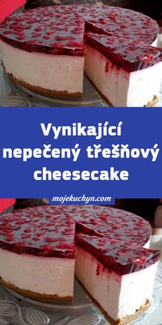 Cheesecakes, Cake Cookies, Tiramisu, Good Food, Food And Drink, Pudding, Lunch, Cooking, Ethnic Recipes