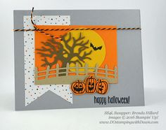 7 Spooky Halloween Swap Samples! | DOstamping with Dawn | Bloglovin'