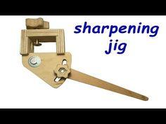 Homemade lathe tool sharpening jig, Plans: https://www.dropbox.com/s/fki47vwcusgdgq4/Sharpening%20jig%20plans%20for%20woodturning%20tools.pdf?dl=0