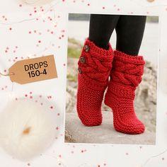 Free knitting patterns and crochet patterns by DROPS Design Crochet Flower Patterns, Knitting Patterns Free, Crochet Flowers, Free Knitting, Baby Knitting, Free Crochet, Knit Crochet, Drops Design, Crochet Free Patterns