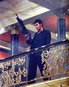 Tony Montana (Scarface) - The most quotable character in history!!