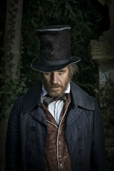 Rhys Ifans in Charles Dickens's A Christmas Carol at The Old Vic in London