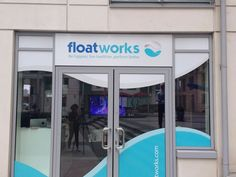 For my session, I visited Floatworks. Based in Vauxhall, London, It's not much to look at from the outside.