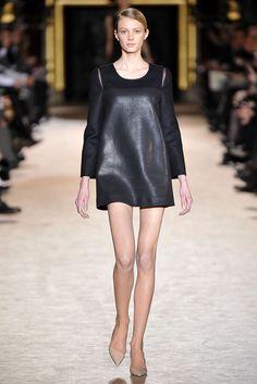 Stella McCartney RTW A/W 2010/11.  Model - Sigrid Agren.