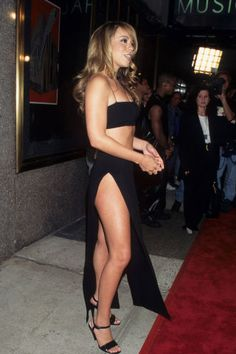 Mariah Carey at the 1997 MTV Video Music Awards: The VMAs' fashion has been as memorable as the people at it. See all the wildest looks.over its history.