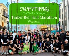 EVERYTHING You Need to Know for Tinker Bell Half Marathon Weekend | DIStherapy
