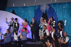 SeaWorld celebrates announcement of Sea of Surprises - IPW 2013