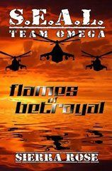 """The brand new action series from author,  Sierra Rose, """"S.E.A.L. Team Omega"""" is a stunning mixture of action and suspense."""