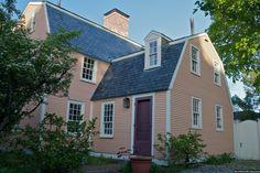 Strawberry Banke home