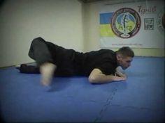 Разработка тазобедренного сустава 1 (С. Житниковский) - YouTube
