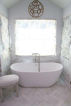 A Luxurious Retreat by Irene Lovett of designstiles | Rue