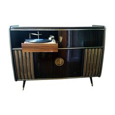 Blaupunkt Stereo Console And Bar by Marzipan Murphy