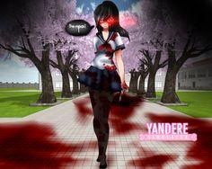 Yandere-Chan by morena-chan on @DeviantArt