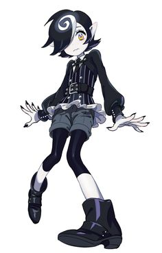 kazu's a little bit frilly this chapter~ Fantasy Character Design, Character Design Inspiration, Character Concept, Character Art, Girls Characters, Fantasy Characters, Anime Characters, Cute Art, Pretty Art