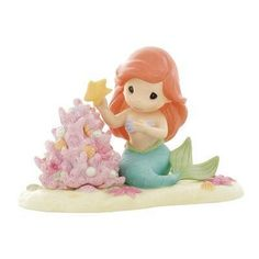 "Precious Moments Disney Collection ""The Christmas Spirit Is A Part Of My World""  Figurine - http://www.preciousmomentsfigurines.org/disney/precious-moments-disney-collection-the-christmas-spirit-is-a-part-of-my-world-figurine/"