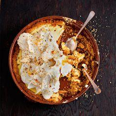 Taste Mag | Lemon cream cheesecake @ https://taste.co.za/recipes/lemon-cream-cheesecake/
