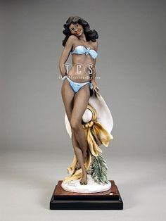 Giuseppe Armani Caribbean Beauty - Ltd Ed. 5000 (2006 Retirement)  1784C $1295.00. #GiuseppeArmani #Figurine.
