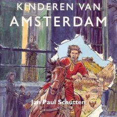Kinderen van Amsterdam | Jan Paul Schutten: Dit luisterboek gaat over kinderen die echt hebben bestaan. Aan de hand van hun verhalen wordt…