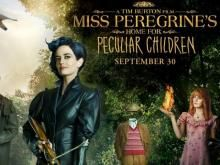 Teen Movies: Miss Peregrine's Home for Peculiar Children | Westerly Library & Wilcox Park. 1/28/17 1:00-3:15pm.  From IMDB: When Jacob discovers clues to a mystery that stretches across time, he finds Miss Peregrine's Home for Peculiar Children. But the danger deepens after he gets to know the residents and learns about their special powers.  Running time: 2 hr. 7 min. Rated PG-13.   As always, popcorn and drinks will be provided.