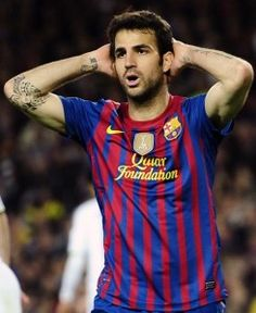 #Fabregas to go back to #Arsenal this summer?
