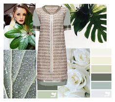 """""""sage"""" by krissybob ❤ liked on Polyvore featuring Lattori"""