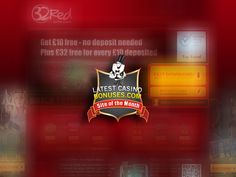 Casino Of The Month 2015: March goes to 32Red Casino! Check it out: http://buff.ly/1Gjrlmi