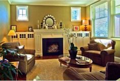 Built Ins Around Fireplace Design Ideas, Pictures, Remodel, and Decor - page 30