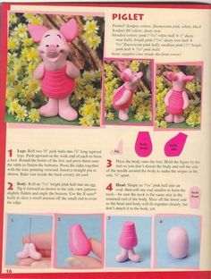 Polymer clay disney character - mariana - Picasa Webalbum