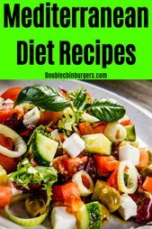 Mediterranean Recipes for Weight Loss - DoubleChinBurgers, #DoubleChinBurgers #Loss #Mediterranean #Recipes #Weight Fish Salad, Mediterranean Diet Recipes, Double Chin, Kung Pao Chicken, Potato Salad, Weight Loss, Ethnic Recipes, Food, Losing Weight