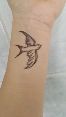 Francas Beauty- und Shoppingwelt: Tattoo for a week Produkttest