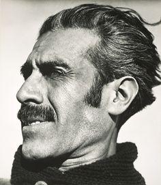 Diego Rivera by Edward Weston Edward Weston, Center For Creative Photography, Modern Photography, Street Photography, Portrait Photography, Magical Photography, Vintage Photography, Tina Modotti, Willy Ronis