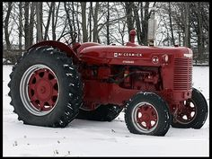 International Harvester W9    #MecumGF