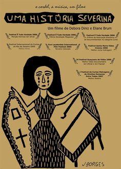 Uma História Severina | Uma História Severina, recebeu 17 prêmios nacionais e internacionais, entre eles o É Tudo Verdade, em 2006, e o Prêmio Pierre Verger, em 2008.