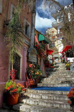 Taormina...Sicilia...